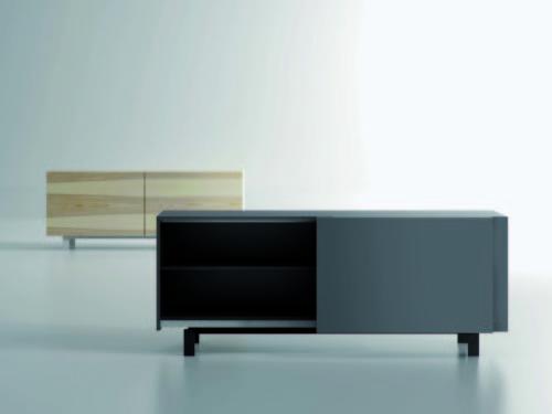 Sideboard Domo Design : Aquario sideboard ajar